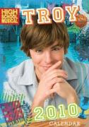 "Official ""High School Musical"" Troy 2010 Calendar - Zac Efron (Calendar 2010)"