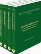 Advertising, 4-Volume Set: Critical Readings