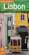 The Rough Guide to Lisbon Map 2