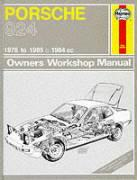 Porsche 924 and Turbo 1976-85 Owner's Workshop Manual