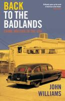Back to the Badlands: Crime Writing in the USA