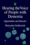 Hearing Voice of People W/Dementia