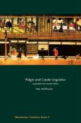Pidgin and Creole Linguistics
