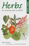 Herbs of Britain and Europe