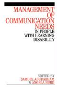 Management of Communication Needs in People Withlearning Disability