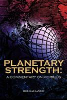 Planetary Strength: A Commentary on Morinus