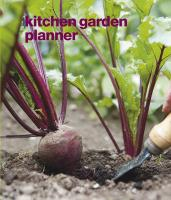 Kitchen Garden Planner [With 22 Plant Labels, Plastic Wallet]