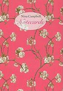 Nina Campbell Classic Notecards Blossom