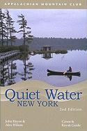 Quiet Water New York: Canoe and Kayak Guide