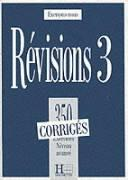 Les 350 Exercices de Revision - Avance Answer Key