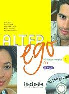 Alter Ego Level 1 Textbook with CD