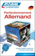Assimil-Methode. Perfectionnement allemand. Lehrbuch