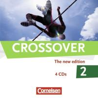 Crossover - The New Edition 2: 12./13. Schuljahr. CD