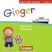 Ginger - Early Start Edition 4 - Lieder-/Text-CDs