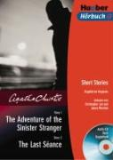 The Adventure of the Sinister Stranger / The Last Séance. CD und Buch