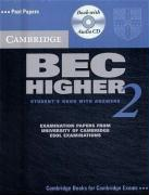 Cambridge BEC Higher 2. Students Book with answers, with CD