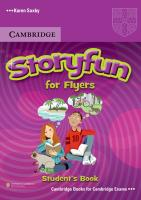 Storyfun for Starters, Movers, Flyers. Flyers. Student's Book