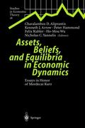 Assets, Beliefs and Equilibria in Economic Dynamics. (Bd. 18)