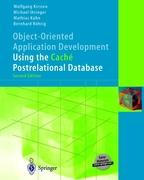 Object-Oriented Application Development Using the Caché Postrelational Database
