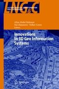 Innovations in 3D Geo Information Systems