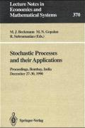 Stochastic Processes and their Applications