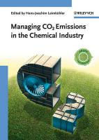 Managing CO2 Emissions in the Chemical Industry
