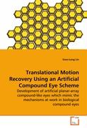 Translational Motion Recovery Using an Artificial Compound Eye Scheme
