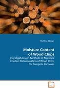 Moisture Content of Wood Chips