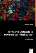"Form and Materials in Davidovsky\'s ""Flashbacks\"""
