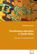Transforming education in South Africa