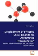 Development of Effective Chiral Ligands for Asymmetric Hydrogenation: A quest for rational design and the insights gained thereof