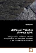 Mechanical Properties of Porous Solids