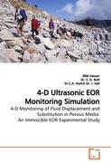 4-D Ultrasonic EOR Monitoring Simulation