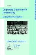 Corporate Governance in Germany