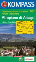 Altopiano di Asiago 1 : 25 000