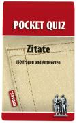 Zitate. Pocket Quiz
