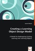 Creating a Learning Object Design Model