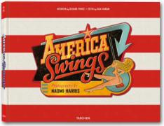 Harris, America Swings. Art edition B, Broken Leg and Barbecue