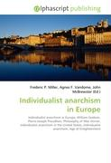 Individualist anarchism in Europe