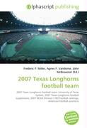 2007 Texas Longhorns football team