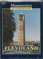 Monumenten in Nederland / 12 Flevoland + register / druk 1