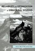 Reliability and Optimization of Structural Systems: Proceedings of the 11th Ifip Wg7.5 Working Conference, Banff, Canada, 2-5 November 2003