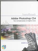 Handboek Adobe Photoshop CS4 / druk 1