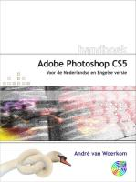 Handboek Adobe Photoshop CS5 / druk 1