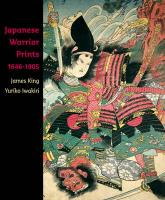 Japanese Warrior Prints 1646-1905