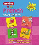 French Picture Dictionary