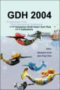 Gdh 2004 - Proceedings of the Third International Symposium on the Gerasimov?rell?earn Sum Rule and Its Extensionsl-Of