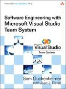 Software Engineering with Microsoft Visual Studio Team System