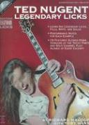 Ted Nugent: Legendary Licks with CD (Audio)
