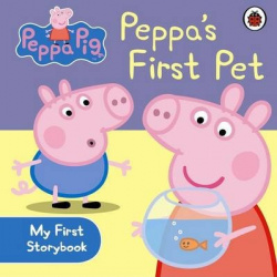 Peppa's first pet my first storybook - Ladybird
